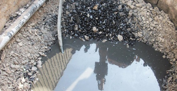 D gorgement et d bouchage de canalisations en le de france - Evacuation eau baignoire ...
